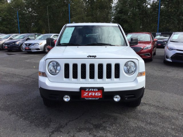 Used 2015 Jeep Patriot 4WD 4dr Altitude Edition