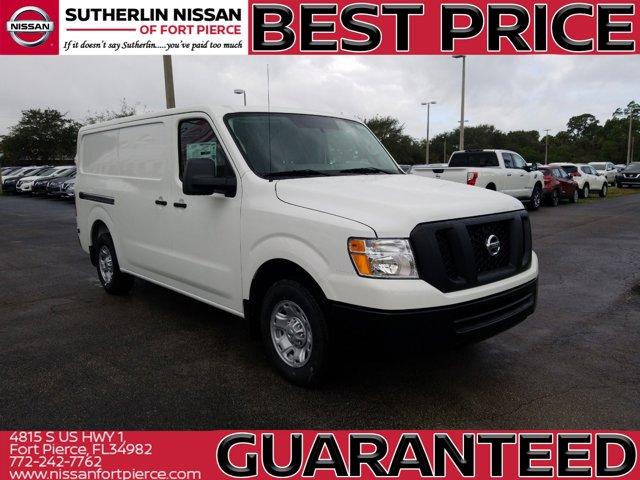 New 2020 Nissan NV Cargo in Fort Pierce, FL