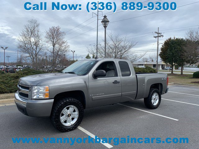 Used 2008 Chevrolet Silverado 1500 in High Point, NC