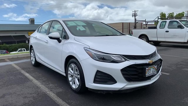 Used 2019 Chevrolet Cruze in Honolulu, Pearl City, Waipahu, HI