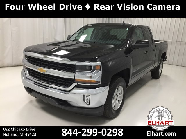 Used 2017 Chevrolet Silverado 1500 in Holland, MI
