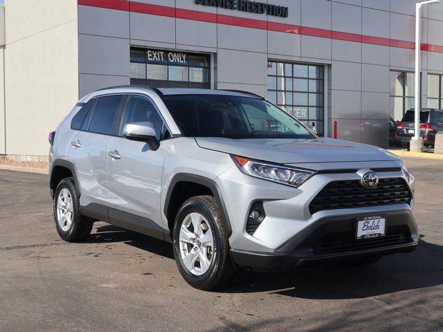 Used 2019 Toyota RAV4 in Laramie, WY