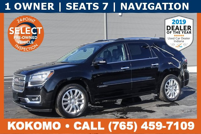 Used 2016 GMC Acadia in Indianapolis, IN