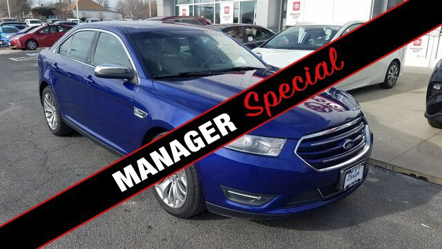 Used 2013 Ford Taurus in Greeley, CO