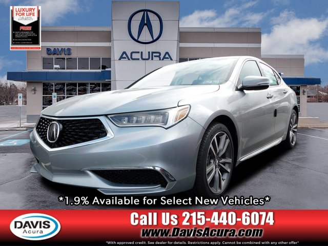 New 2020 Acura TLX in Langhorne, PA