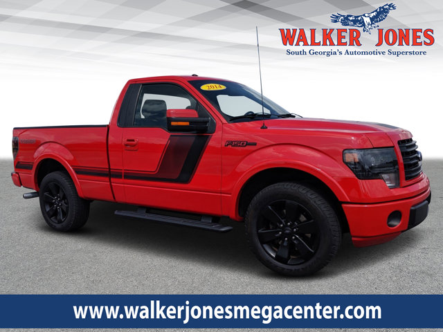 Used 2014 Ford F-150 in Waycross, GA