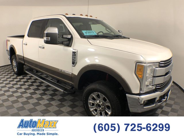 Used 2017 Ford Super Duty F-250 SRW in Lemmon, SD