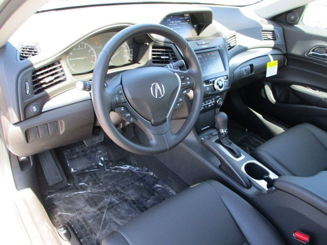 New 2017 Acura ILX Sedan w-Premium Pkg