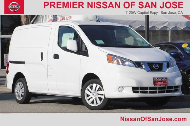 New 2020 Nissan NV200 Compact Cargo in San Jose, CA
