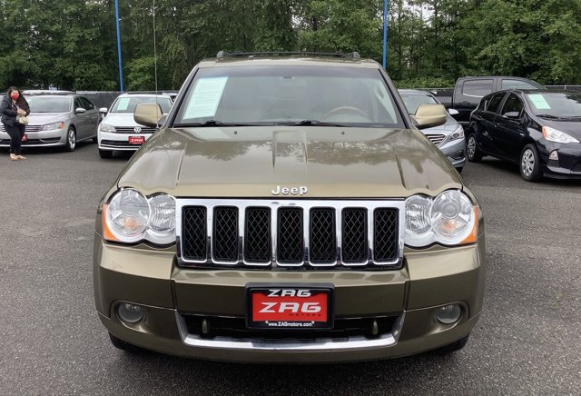 Used 2009 Jeep Grand Cherokee 4WD 4dr Overland