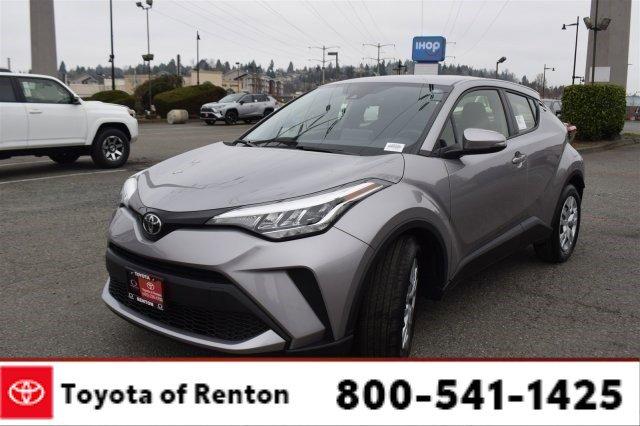 New 2020 Toyota C-HR in Renton, WA
