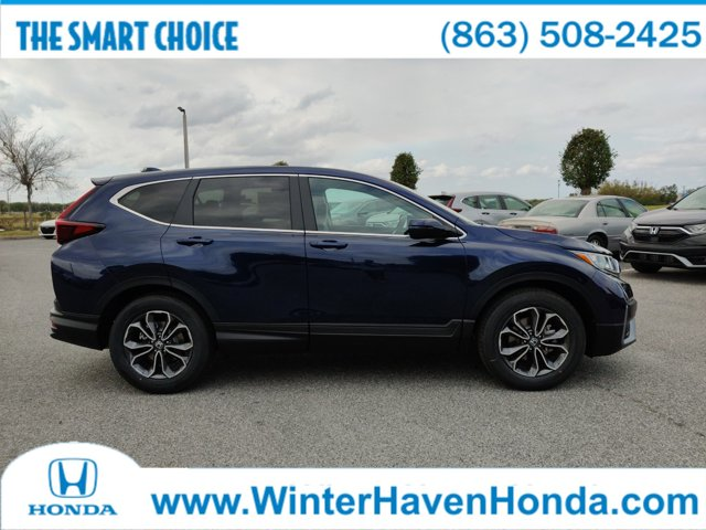 New 2020 Honda CR-V in Winter Haven, FL