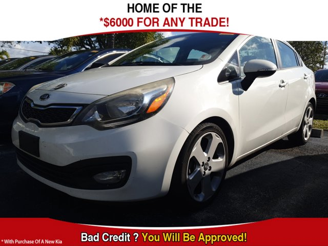 Used 2012 KIA Rio in West Palm Beach, FL