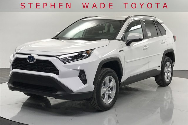 New 2020 Toyota RAV4 Hybrid in St. George, UT