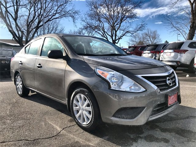 Used 2015 Nissan Versa in Fort Collins, CO