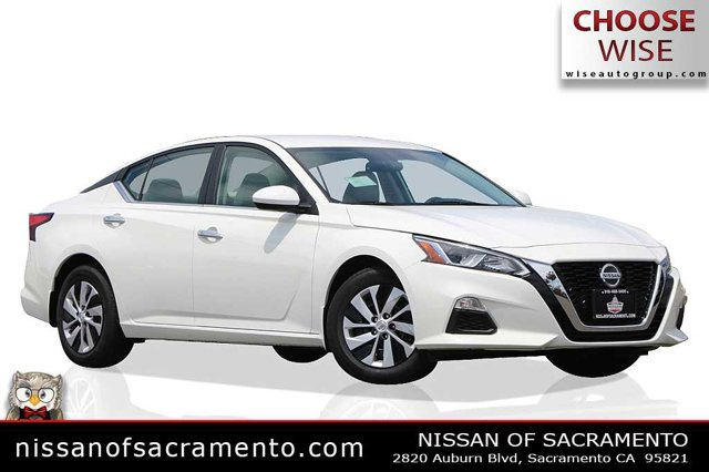 2020 Nissan Altima 2.5 S 2.5 S Sedan Regular Unleaded I-4 2.5 L/152 [16]