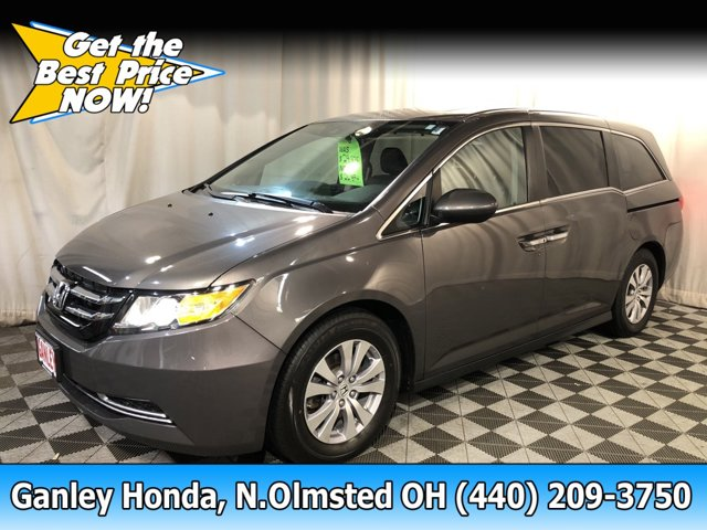 Used 2017 Honda Odyssey in North Olmsted, OH