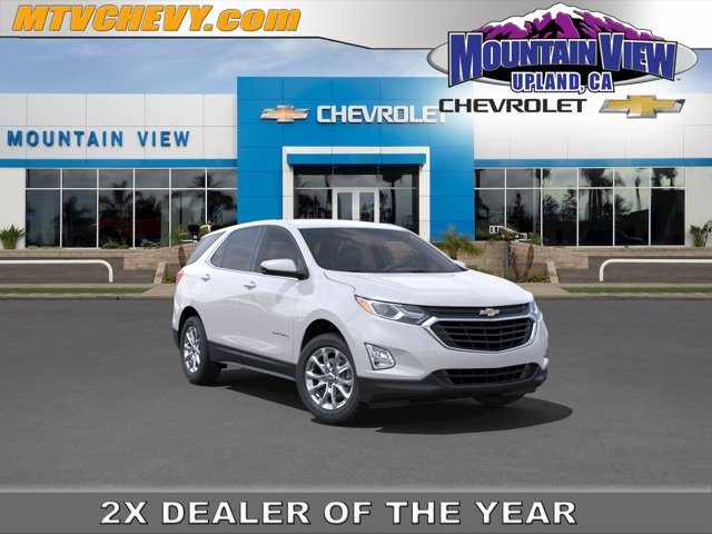 2021 Chevrolet Equinox LT AWD 4dr LT w/1LT Turbocharged Gas I4 1.5L/92 [3]