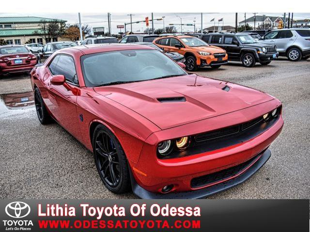 Used 2015 Dodge Challenger in Odessa, TX