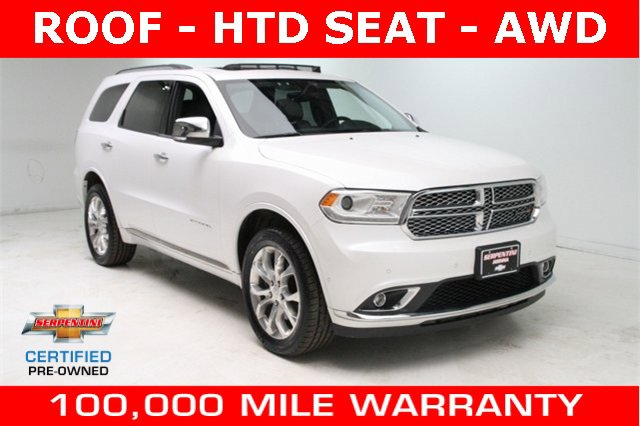Used 2018 Dodge Durango in Cleveland, OH