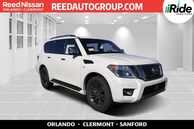 New 2019 Nissan Armada in Clermont, FL