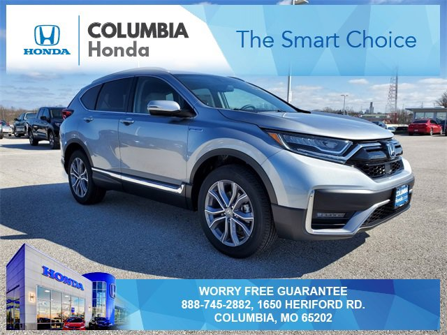 New 2020 Honda CR-V Hybrid in Columbia, MO