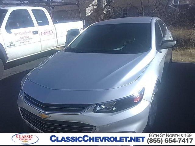 Used 2018 Chevrolet Malibu in Owasso, OK