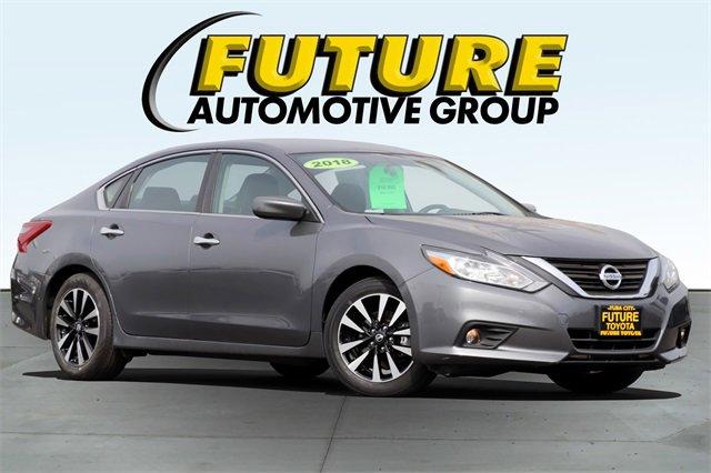 Used 2018 Nissan Altima in Yuba City, CA