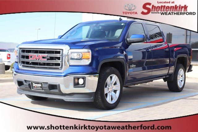 Used 2014 GMC Sierra 1500 in Granbury, TX