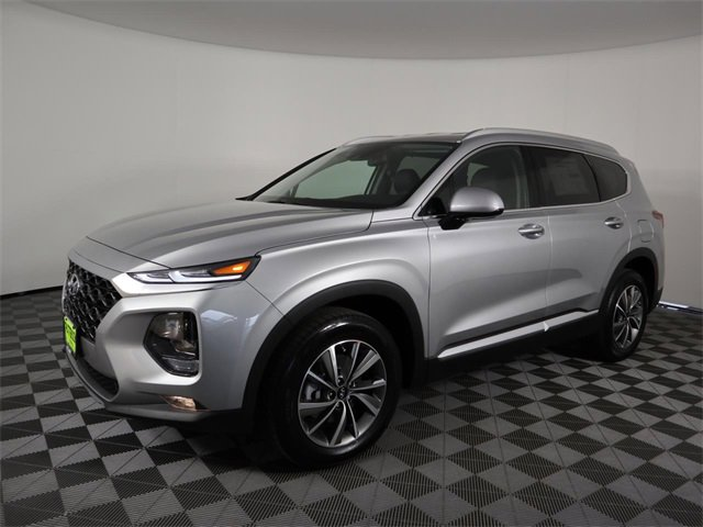 2020 Hyundai Santa Fe SEL SEL 2.4L Auto FWD Regular Unleaded I-4 2.4 L/144 [0]