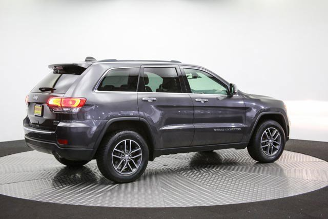 2017 Jeep Grand Cherokee for sale 123313 39