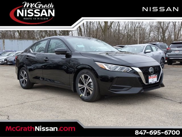 2020 Nissan Sentra SV SV CVT Regular Unleaded I-4 2.0 L/122 [2]