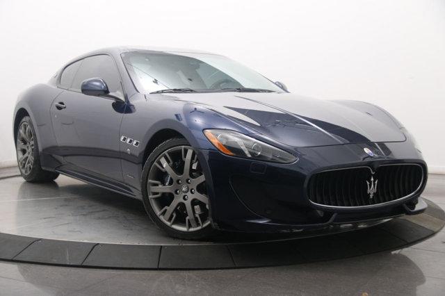 2014 Maserati GranTurismo Sport photo