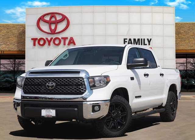 New 2020 Toyota Tundra in Arlington, TX