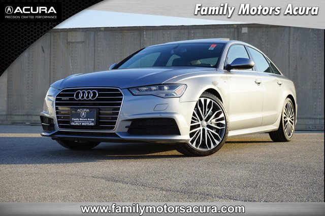 Used 2017 Audi A6 in , CA