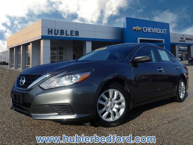 Used 2017 Nissan Altima in Greenwood, IN