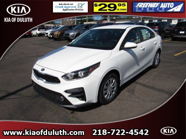 New 2019 KIA Forte in Duluth, MN