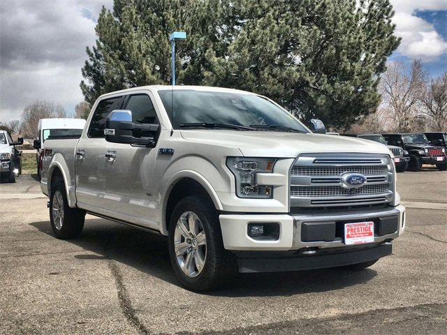 Used 2017 Ford F-150 in Fort Collins, CO