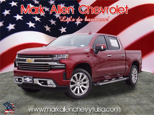 New 2019 Chevrolet Silverado 1500 in Glenpool, OK