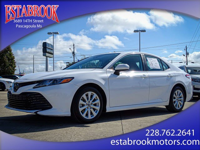 Used 2019 Toyota Camry in Pascagoula, MS
