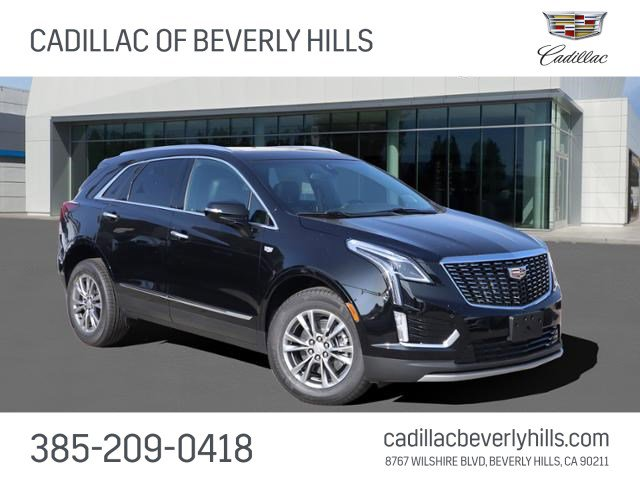 2021 Cadillac XT5 FWD Premium Luxury FWD 4dr Premium Luxury Gas V6 3.6L/222 [7]
