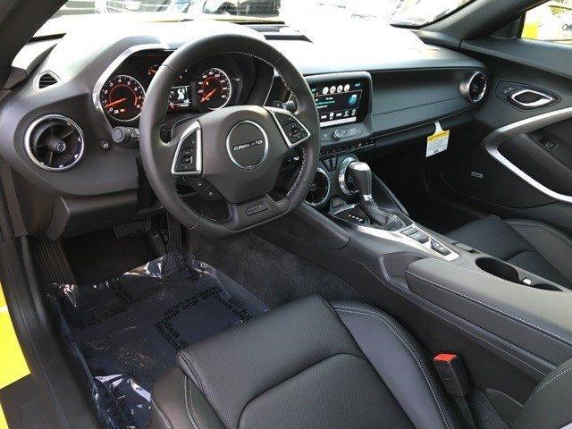 New 2017 Chevrolet Camaro 2dr Cpe LT w-2LT