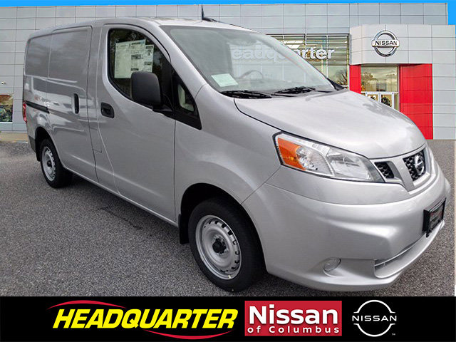 New 2020 Nissan NV200 Compact Cargo in Columbus, GA