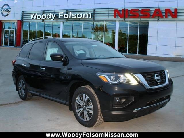 New 2017 Nissan Pathfinder in Vidalia, GA