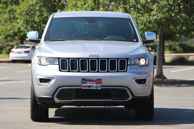 2018 Jeep Grand Cherokee Limited 2