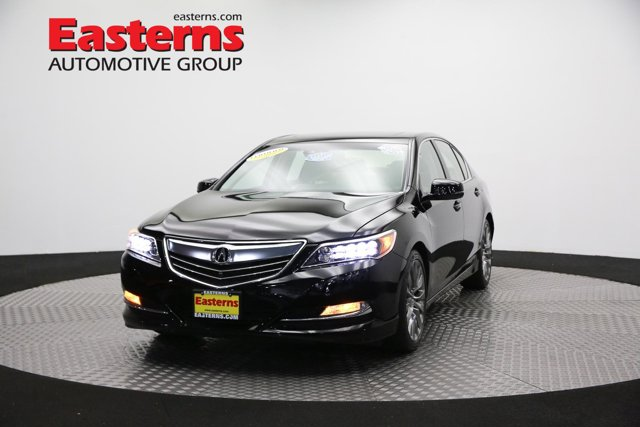 2016 Acura RLX Advance 4dr Car