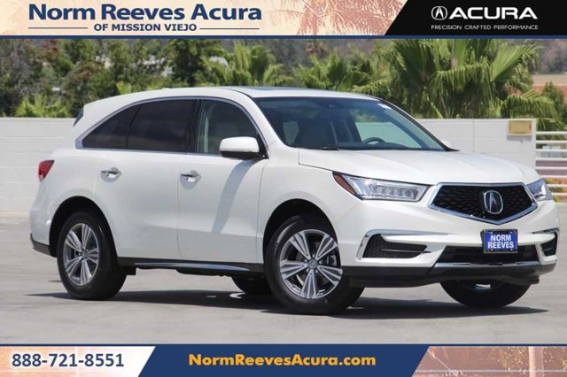 Acura Mission Viejo >> 2019 Acura Mdx 5j8yd3h36kl002796 Socal Acura Dealers Ca