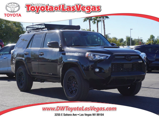 2021 Toyota 4Runner Venture Venture 4WD Regular Unleaded V-6 4.0 L/241 [9]