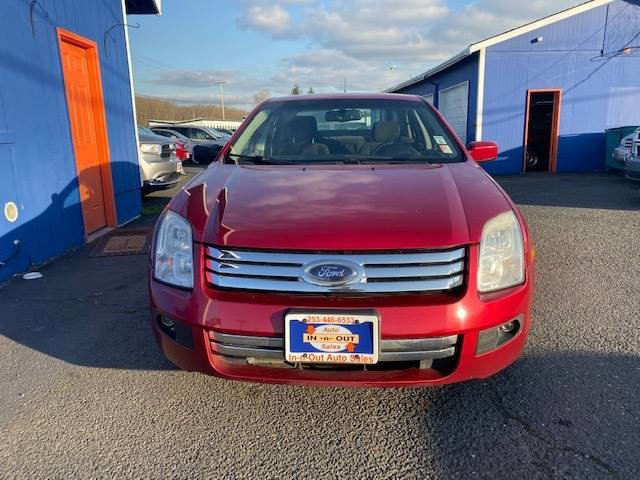 Used 2008 Ford Fusion 4dr Sdn I4 SE FWD