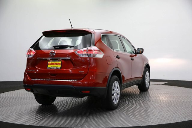 2016 Nissan Rogue for sale 124691 4